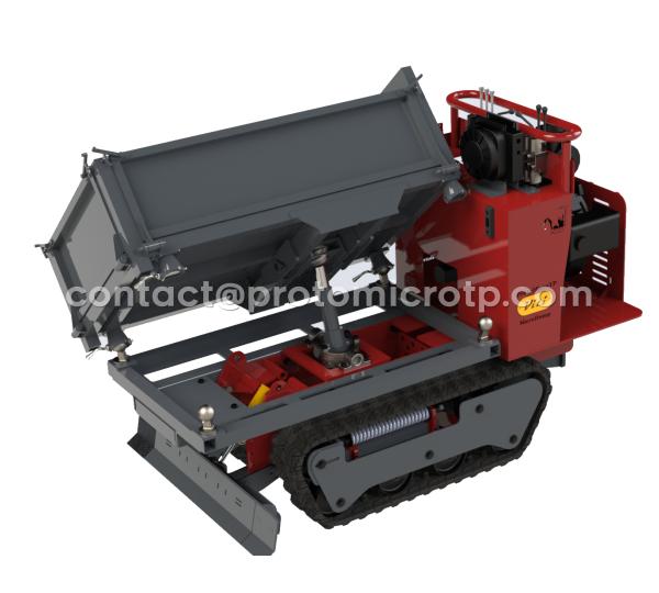 MicroDump'750 Pro3 Tribenne