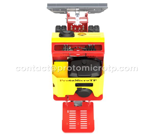 MicroDump'750 Pro 18ch à 23ch version Etroite