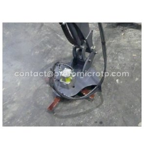 Débroussailleuse Hydraulique